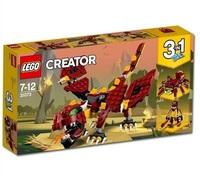 Lego Creator 31073 Мифические существа