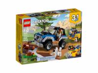 Lego Creator 31075 Приключения в глуши