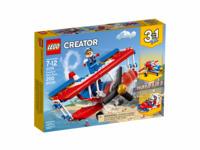 Lego Creator 31076 Самолёт для крутых трюков