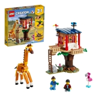 Лего Креатор Домик на дереве для сафари Lego Creator 31116