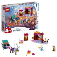 Лего Дисней Дорожные приключения Эльзы Lego Disney 41166