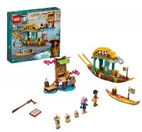 Лего Дисней Лодка Буна Lego Disney 43185