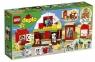 Лего Дупло Фермерский трактор, домик и животные Lego Duplo 10952