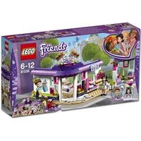 Lego Friends 41336 Арт-кафе Эммы
