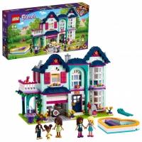 Лего Френдс Дом семьи Андреа Lego Friends 41449