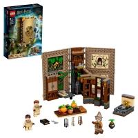 Лего Гарри Поттер Урок травологии Lego Harry Potter 76384