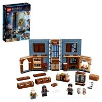 Лего Гарри Поттер Урок заклинаний Lego Harry Potter 76385