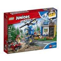 Lego Juniors 10751 Горная полиция: Погоня
