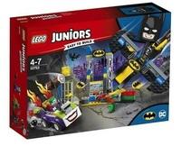 Lego Juniors 10753 Джокер атакует Бэтпещеру