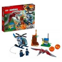 Лего 10756 Побег Птеранодона Lego Juniors