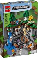 Лего Майнкрафт Первое приключение Lego Minecraft 21169