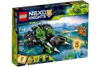 Lego Nexo Knights 72002 Боевая машина близнецов