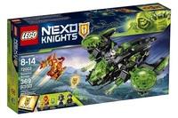 Lego Nexo Knights 72003 Неистовый бомбардировщик