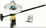 Lego Ninjago 70636 Зейн-Мастер Кружитцу