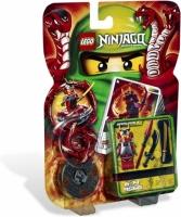 Lego Ninjago 9566 Самурай