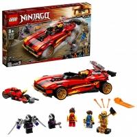 Лего Ниндзяго Ниндзя-перехватчик Lego Ninjago 71737