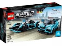 Лего Чемпионы Формула Ягуар Lego Speed Champions 76898