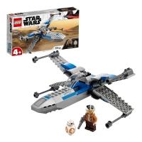 Лего Стар Варс Истребитель Сопротивления типа X Lego Star Wars 75297