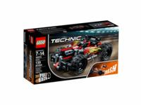 Lego Technic 42073 Красный гоночный автомобиль