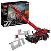 Lego 42082 Подъёмный кран для пересечённой местности