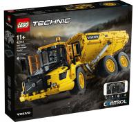 Lego Technic Самосвал Вольво Лего Техник 42114