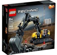Лего Техник Тяжелый экскаватор Lego Technic 42121
