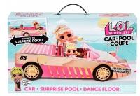 Кабриолет с куклой Лол Car Lol
