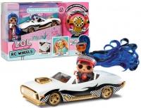 Лол Машина на р/у с куклой LOL Downtown JK