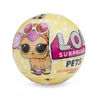 Кукла LOL Surprise Pets в шарике 3 серия ЛОЛ Сюрприз Питомцы