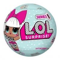 LOL Suprise Кукла Лол сюрприз в шаре 1 серия MGA