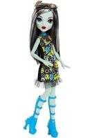Кукла Monster High Френки Штейн Эмодзи DVH19 Бюджетная