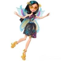 Кукла Monster High Клео де Нил Цветочная монстряшка FCV54