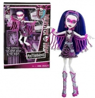 Кукла Monster High Спектра Вондергейст Y7300 Супергерои
