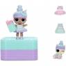 Набор Лол Делюкс Lol Surprise кукла и питомец голубой