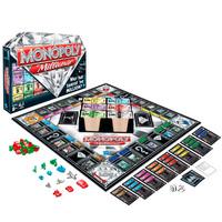 Настольная игра Monopoly Hasbro Монополия Миллионер 98838