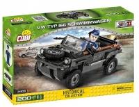 Немецкая машина амфибия Коби 2403 аналог Лего