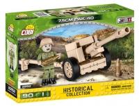 Немецкая пушка конструктор Коби 2252 аналог Лего