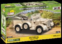 Немецкий вездеход конструктор Коби 2256 аналог Лего