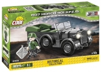 Немецкий вездеход конструктор Коби 2405 аналог Лего