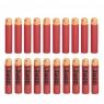 Комплект 20 стрел для бластеров Мега Nerf Hasbro B0085