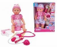 Кукла Simba Пупс с аксессуарами New Born 38 см 10 5032355