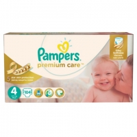 Подгузники Pampers Premium Care 4 Maxi (8-14 кг), 104 шт