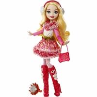 Кукла Ever After High Эппл Уайт-Заколдованная зима