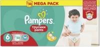 Подгузники-трусики Pampers Pants 6 Extra Large (15+ кг), 88 шт