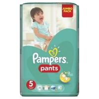 Подгузники-трусики Pampers Pants 5 Junior (12-18 кг), 48 шт
