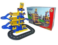 """Паркинг """"JET"""" 4-уровневый с дорогой (в коробке) Полесье Wader арт. 40220"""