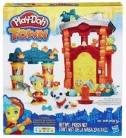 Play-Doh Набор пластилина Пожарная станция B3415