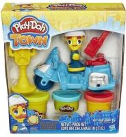 Play-Doh Набор пластилина Транспортное средство B5959