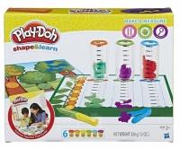 Play-Doh Набор пластилина Сделай и измерь B9016