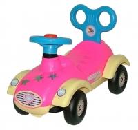 Каталка-автомобиль для девочек Сабрина Полесье арт 7970